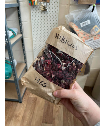 Dried Hibiscus - 186g