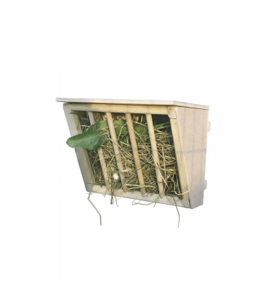 Hayracks  Wooden Hanging Hay Rack (7.99) 1
