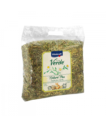 Feed/Treats &Forage  VitaKraft Timothy Hay & Chamomile (4.59) 1