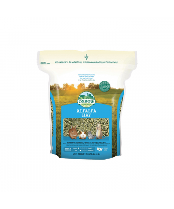 Feed/Treats &Forage  Oxbow Alfafa Hay - 425G (6.09) 1