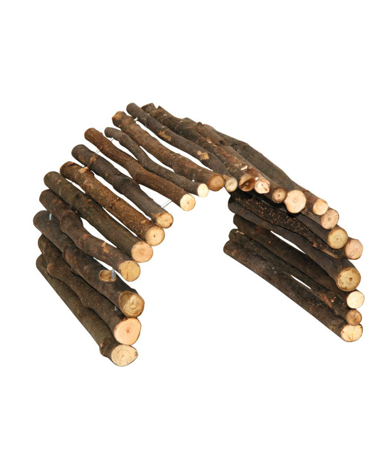 Enrichment  Natural Bendy Bridge - Large (7.99) 1