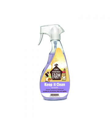 Grooming/Medical & Cleaning  Tiny Friends Farm - Keep it Clean Spray - Lavender (3.49) 1