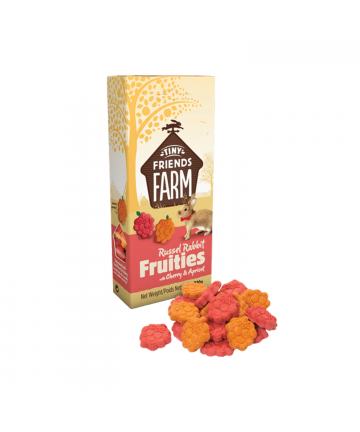 Feed/Treats &Forage  Russel Rabbit Fruities (1.99) 1