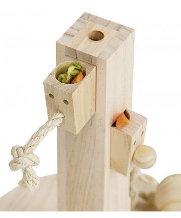 Enrichment  Thinking and Learning Toy Feed Tree (17.99) 2