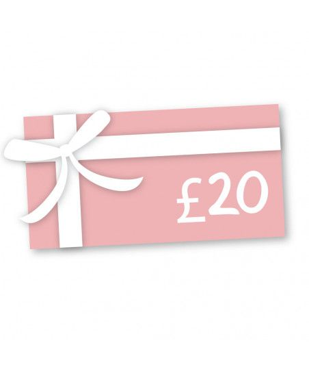 Extra  £20 Gift Card (20) 1