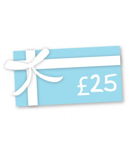Extra  £25 Gift Card (25) 1