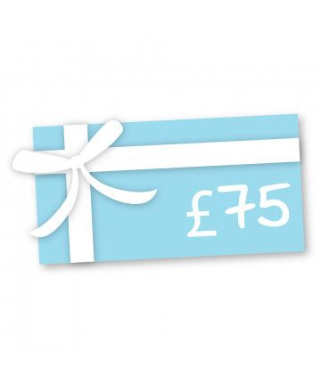 Extra  £75 Gift Card (75) 1