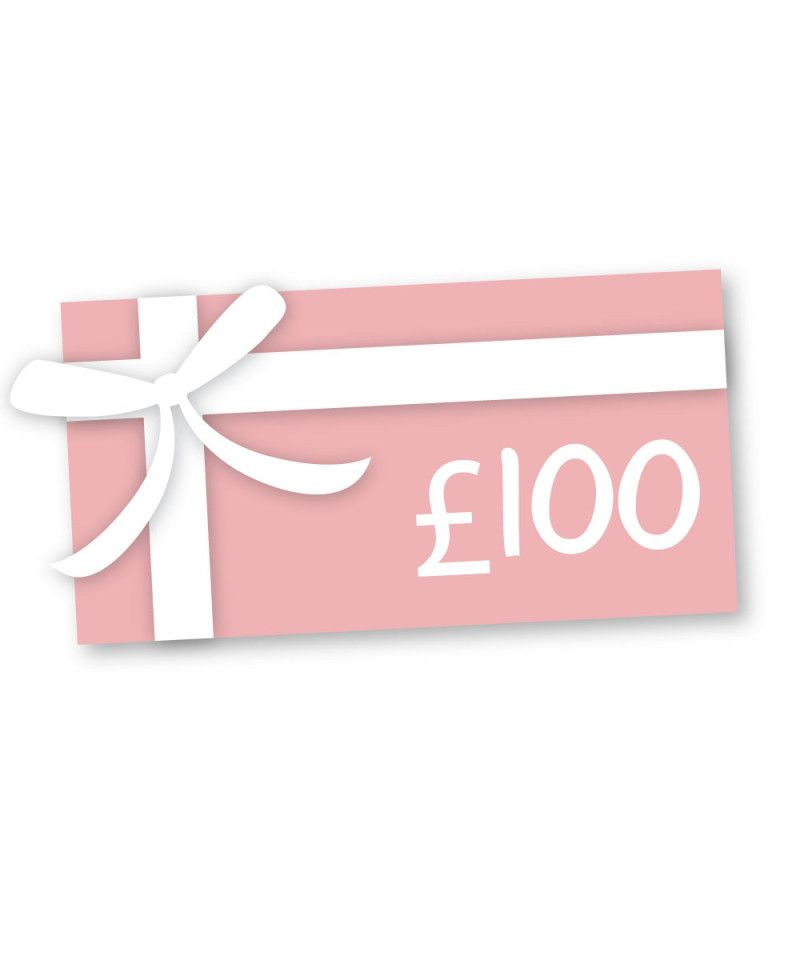 Extra  £100 Gift Card (100) 1
