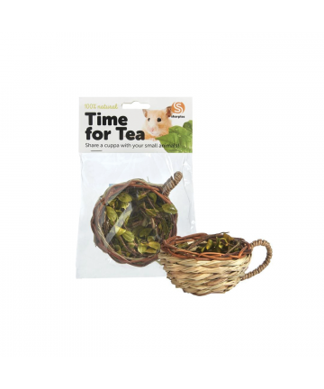 Enrichment  Tea Time Natural Cup Chew (2.99) 1