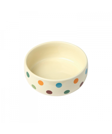 Housing  Ceramic Dotty Bowl (2.99) 1