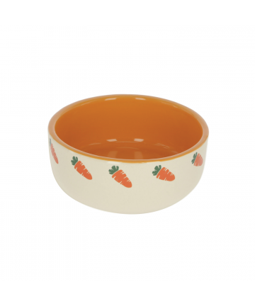 Ceramic Orange&Beige Carrot...
