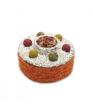 Feed/Treats &Forage  Celebration Cake (5.99) 1