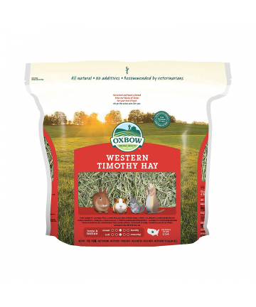 Oxbow Timothy Hay - 1.1KG