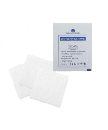 Gauze Pads - Pack of 3