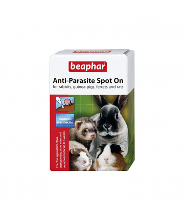 Grooming/Medical & Cleaning  Beaphar Anti-Parasite (4.99) 1