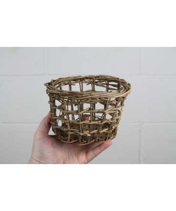Willow Hay Basket - Small