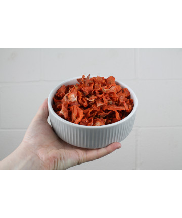 Dried Carrot Slices - 25g