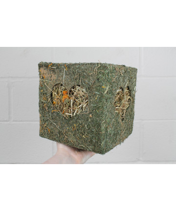 I love Hay Cubes - Large