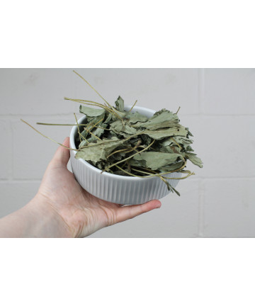 Dried Strawberry Leaves - 100g